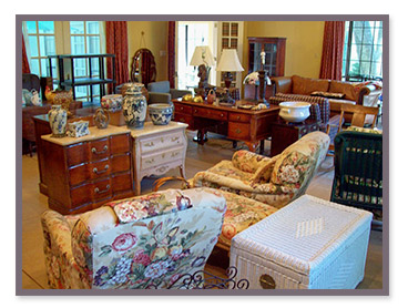 Estate Sales - Caring Transitions of the Lowcountry
